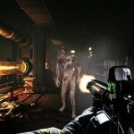 The horror shooter Quantum Error is seen in a new gameplay on PS5, PS4 and Xbox Series X | S