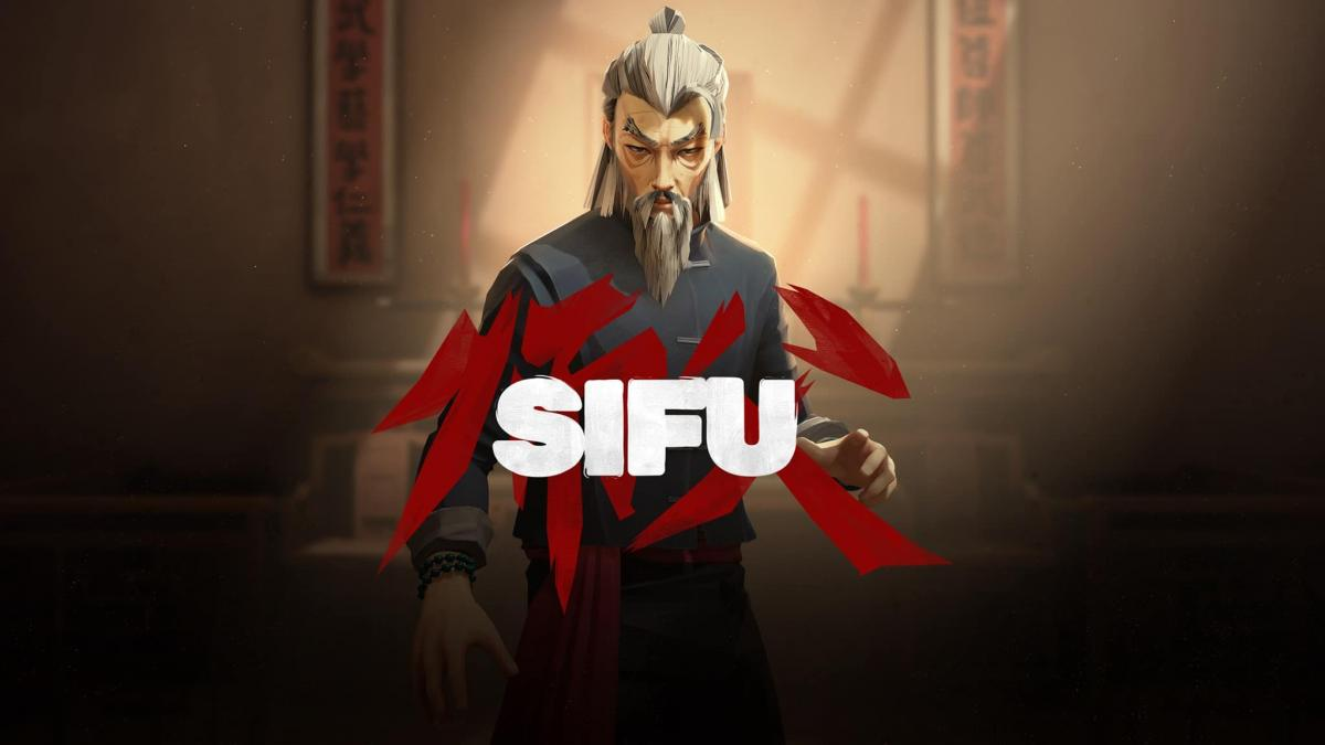 The keys of Sifu.  The martial arts game for PS5, PS4 and PC