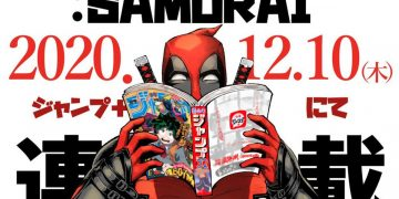 The most read of Marvel in 2021 is ... Deadpool manga!
