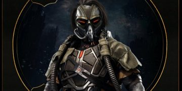 The new Mortal Kombat poster lets us see Kabal in more detail