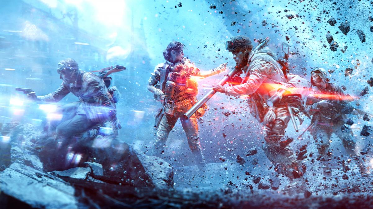 The official Battlefield account mocks rumors about the new installment and responds with ... spaghetti?