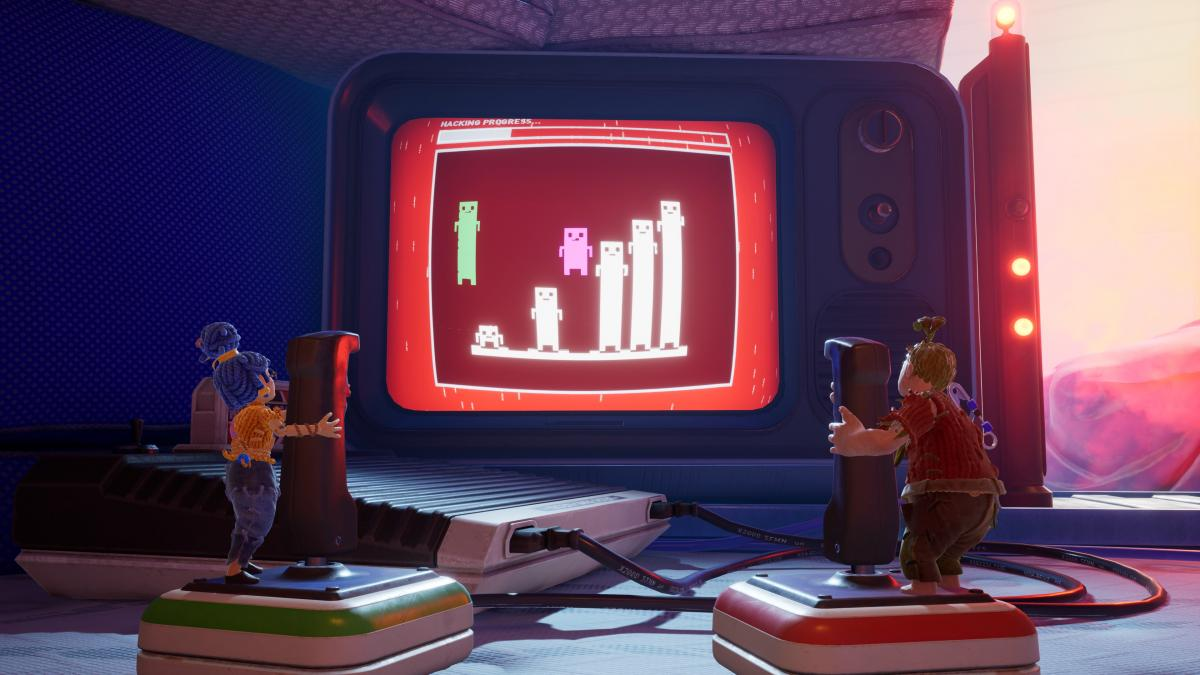 The video game nods from It Takes Two: A Way Out, Mario Kart, Plants vs Zombies ...