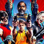 These are the Suicide Squad character posters, with the team ready to lose their minds