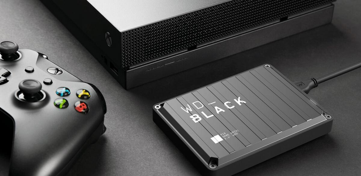 This 4TB WD Black hard drive is on sale at Amazon: price drops and includes a month of Game Pass