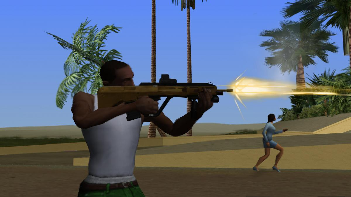 This Grand Theft Auto mod combines San Andreas, Vice City, Liberty City and more in a single, gigantic map