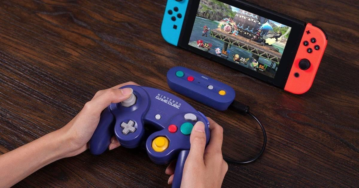 This controller for Nintendo Switch is identical to the GameCube, is officially licensed and costs less than 30 euros