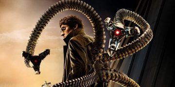 This fanart imagines Alfred Molina as Doctor Octopus in Spider-man: No Way Home