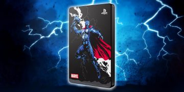 This hard drive is a special edition of Thor, it has 2TB and Amazon has reduced it by an extra 20%