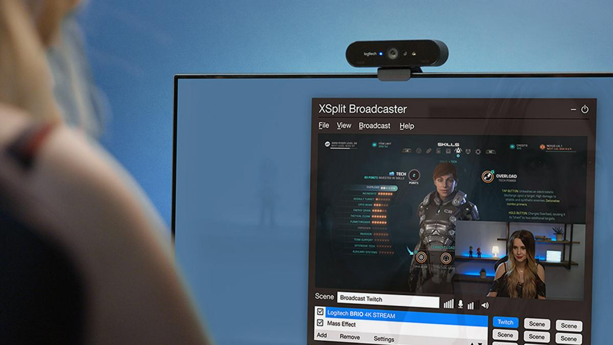 This is the webcam you need if you want your broadcasts to be of quality, with up to 60 FPS