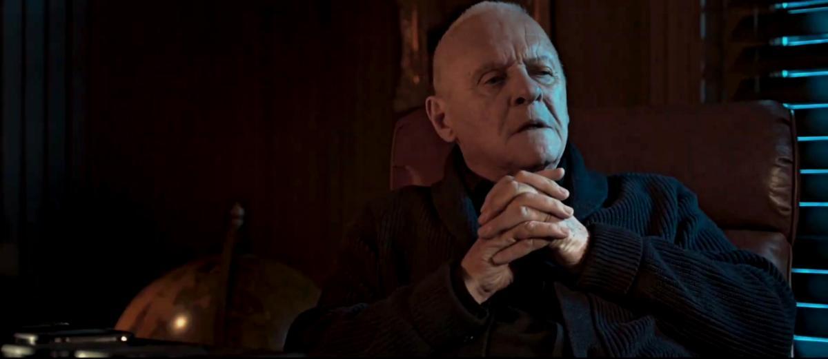 Trailer of The Virtuoso, the new thriller starring Anthony Hopkins