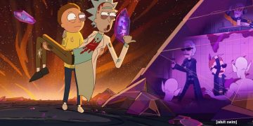Trailer of the fifth season of Rick and Morty, which will premiere in June