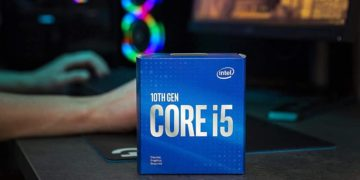 Upgrade your gaming PC to the latest generation: Intel Core i5 10400F for only 134 euros at Amazon