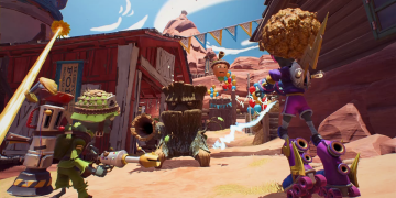 We spoke to EA about the difficulties of porting the Frostbite engine and Plants vs Zombies to Nintendo Switch