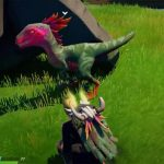 Where are the dinosaurs in Fortnite season 6 and how to easily tame the Raptors