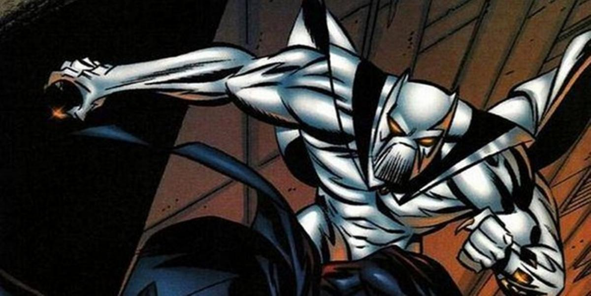 Who is the White Wolf, the character mentioned in Falcon and the Winter Soldier