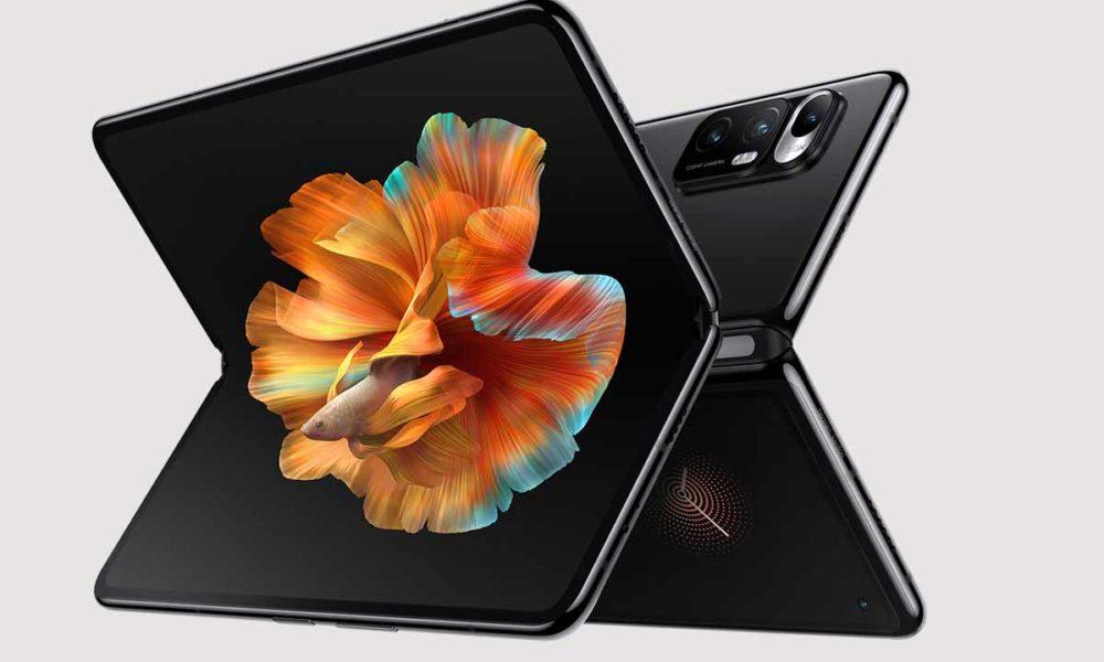 Xiaomi Mi Mix Fold: Xiaomi ya tiene su primer smartphone plegable