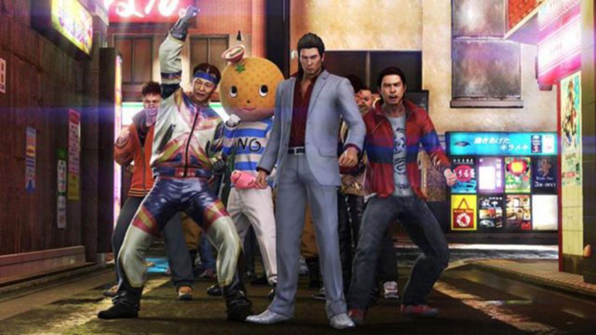 Yakuza 6: Clan Creator codes to unlock ALL characters