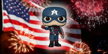 You can now reserve the Funko of the new Captain America of Falcon and the Winter Soldier for 12.99 euros