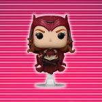 You can now reserve the new Scarlet Witch Funko that will be sold as churros for 12.99 euros in Zavvi