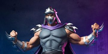 You can now reserve this impressive figure of the Shredder with his look of the Ninja Turtles of the 90s