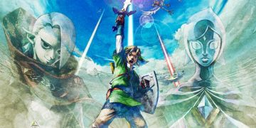 "Zelda Skyward Sword HD's motion controls will be ""smoother and more intuitive than the original version"""