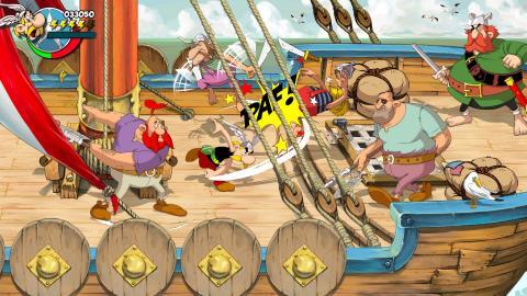 Asterix & Obelix Slap them all