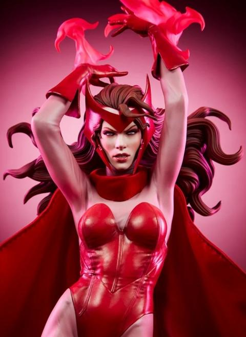 Sideshow Scarlet Witch Figure