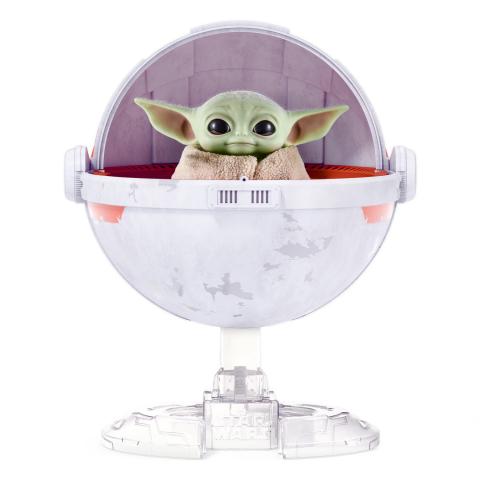 The Mandalorian - Grogu Plush (Baby Yoda) by Mattel
