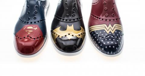Justice League Biion Footwear Shoes