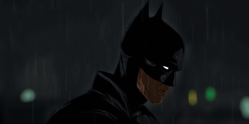 A fan recreates the trailer for the Batman with a stunning animated style