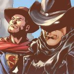 A new DC comic will show Batman and Superman ... as gunmen!