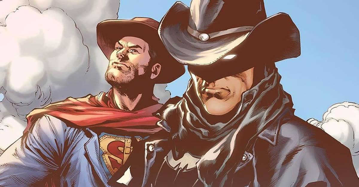 A new DC comic will show Batman and Superman ... as gunmen!