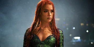 Amber Heard already talks about her return in Aquaman 2 with this photo
