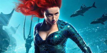Amber Heard is already training to be Mera again in Aquaman 2
