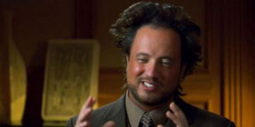 An Ancient Aliens movie is in the works with the creators of Cobra Kai