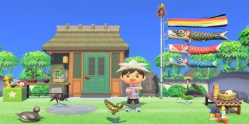 Animal Crossing New Horizons is updated with new seasonal items and events in May and June 2021