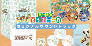 Animal Crossing New Horizons soundtrack comes out in Japan with 7 albums and all Totakeke songs