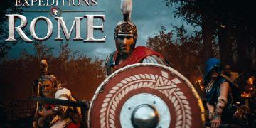 Announced Expeditions: Rome, a turn-based RPG coming this year for PC