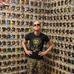 Beat the Guinness record for the largest collection of Funko figures by recording a video of ... 17 hours!