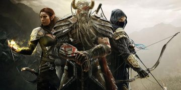 Bethesda Details The Elder Scrolls Online Improvements For PS5 And Xbox Series X   S Coming In June