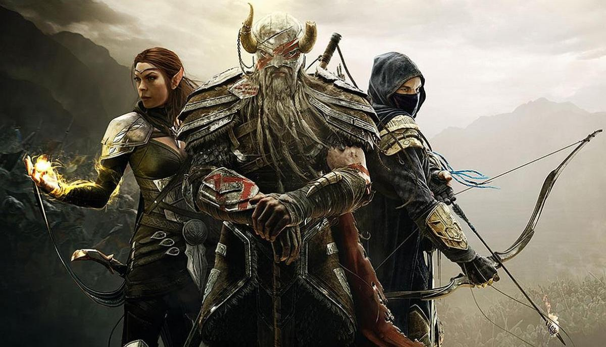 Bethesda Details The Elder Scrolls Online Improvements For PS5 And Xbox Series X | S Coming In June