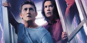 Bill and Ted save the universe, with Alex Winter and Keanu Reeves, arrives at Movistar + in May