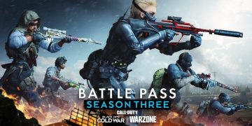 Call of Duty Warzone and Black Ops Cold War: All New Season 3 Rewards and Cosmetics