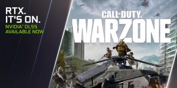 Call of Duty Warzone and Modern Warfare now support NVIDIA DLSS technology