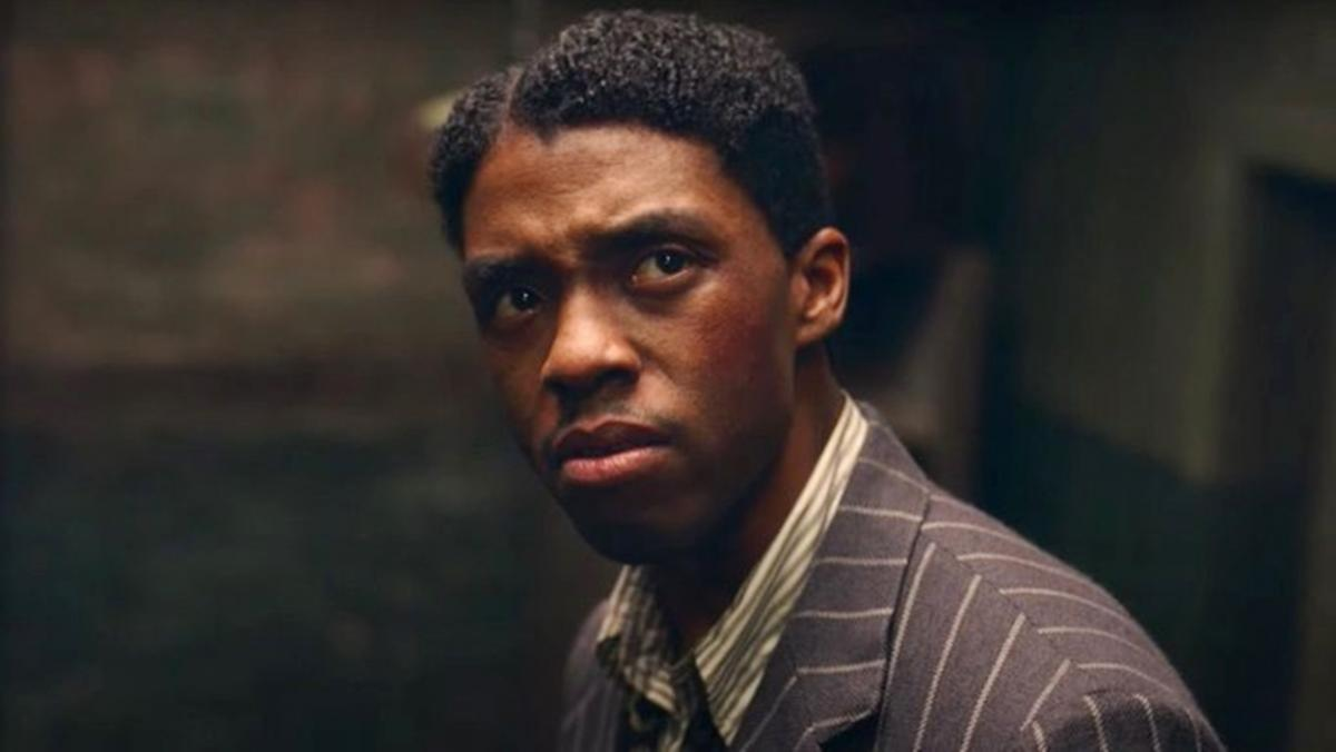 Chadwick Boseman wins Best Actor award at the 2021 SAG Awards for The Mother of the Blues