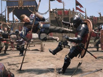 Chivalry 2 will have a closed beta on PS4 and PS5 next week, we tell you the details