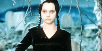 Christina Ricci could become Morticia in the new Addams Family series, according to a rumor