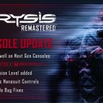 Crysis Remastered is updated with free improvements for PS5 and Xbox Series X | S