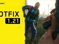 Cyberpunk 2077 releases its 1.21 hotfix to improve game stability and fix bugs that were blocking progress