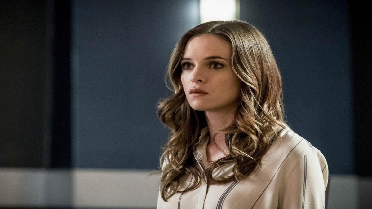 "Danielle Panabaker: ""The end of The Flash will probably be sooner than we think"""